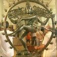 踊るシヴァ神像