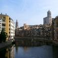 ジローナの町